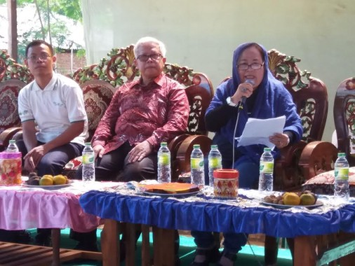 Wakil Gubernur Bachtiar Basri Lihat Seleksi Pemain Sakai Sambayan Lampung FC
