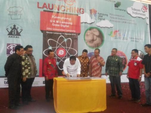 Gubernur Lampung Lepas Kontingen Peserta Jamnas Pramuka Cibubur