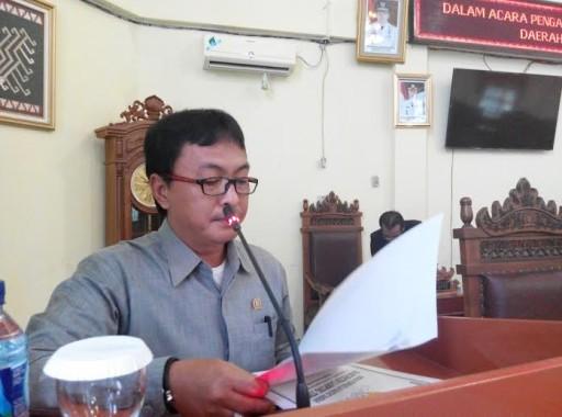 Wakil Ketua DPRD Lampung Timur