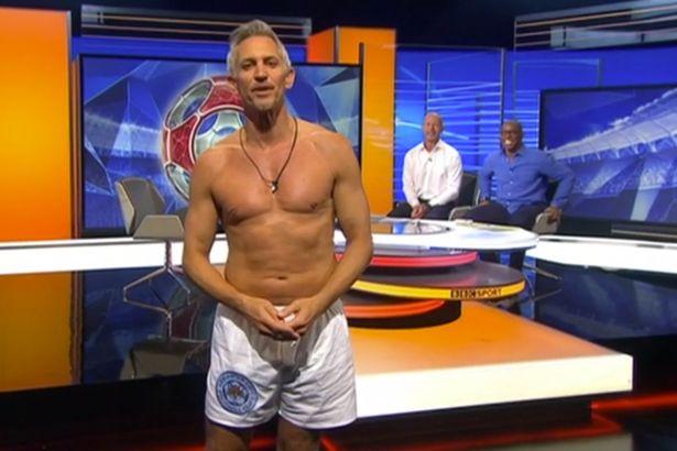 Ketika Gary Lineker Hanya Bercelana Dalam di Laga Pembuka Liga Inggris