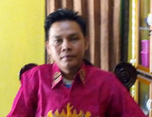Richo Saputra Kepala Desa Bandar Abung | Buhari/jejamo.com