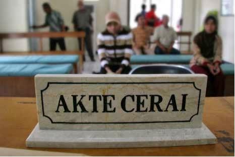 Hingga Akhir September 2016, Ada 980 Gugatan Cerai di Lampung Tengah