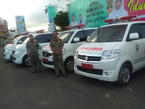 Ambulans Gratis untuk Warga Bandar Lampung, Ini Syarat Pinjam dan Nomor Call Center-nya