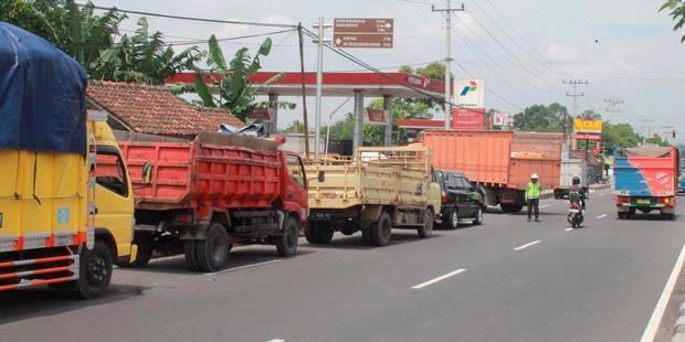 Jelang Idul Adha Dishub Lampung Batasi Operasi Kendaraan Angkutan Barang
