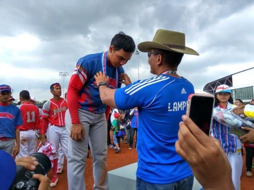Kalah Tipis dari DKI Jakarta di Partai Final, Tim Bisbol Lampung Raih Perak pada PON XIX Jawa Barat