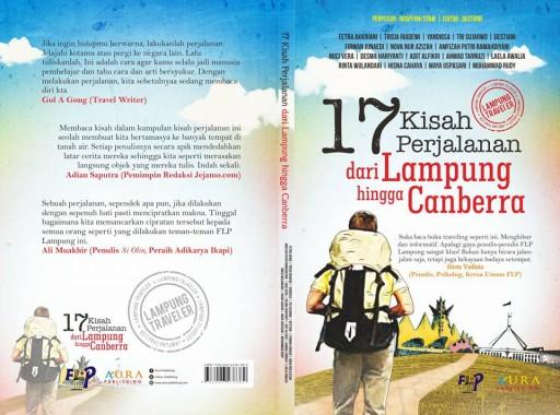 FLP Lampung Terbitkan Buku 17 Kisah Perjalanan Dari Lampung Hingga Canberra