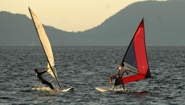 Begini Aktivitas Atlet Layar Lampung di Indramayu Jelang PON