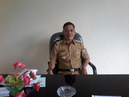 Tingkat Disiplin Pegawai Rendah, Hingga Pukul 08.39 Kantor Dinas Pendidikan Tubaba Masih Sepi