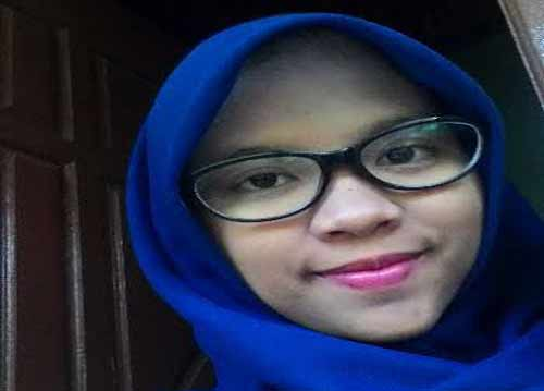 Citra, mahasiswa di Bandar Lampung | Widya/jejamo.com