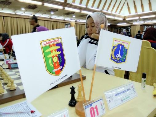 Nomor Ini Harapan Terakhir Raih Medali Sepatu Roda Lampung Pada PON XIX Jawa Barat