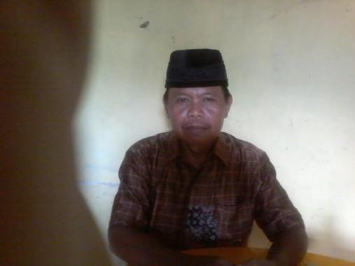Suwandi Kepala Desa Kumalo Abung, Kecamatan Abung Selatan | Buhairi/jejamo.com