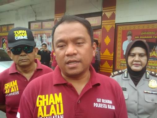 Kasat Reskrim Polresta Bandar Lampung Komisaris Dery Agung Wijaya  | Andi/jejamo.com