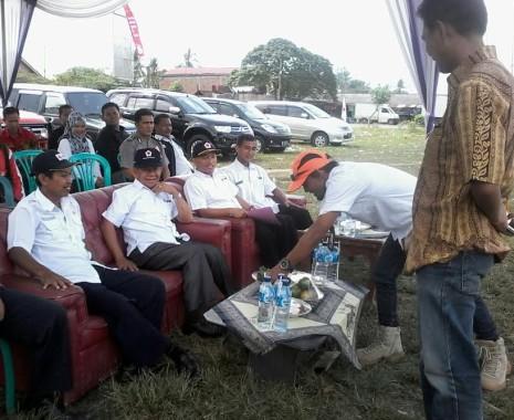 Wakil Bupati Tubaba Buka Acara Diklat Dasar PMI di Tiyuh Pulung Kencana