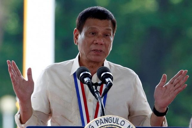 Presiden Filipina Berang AS Komentarai Perang Lawan Narkoba di Negaranya