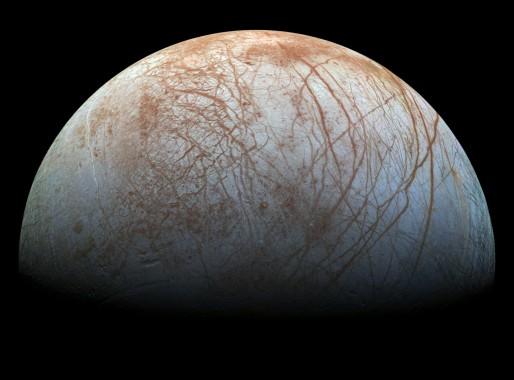 NASA Umumkan Adanya Tanda-tanda Kehidupan di Salah Satu Satelit Jupiter