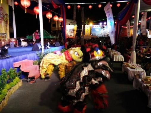 Festival Terang Bulan di Bandar Lampung Tahun Ini Catat Rekor Unik