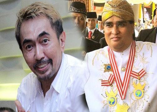 Rapat Pengusulan Eks Residen Lampung Gele Harun Pahlawan Nasional di Dinsos Molor