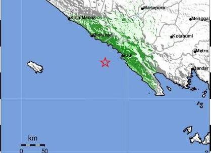 Gempa Landa Pesisir Barat, Ini Kata Kepala BMKG Maritim Panjang