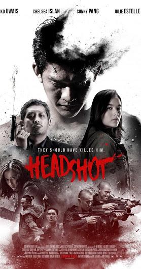 Headshot: Aksi Brutal Terbaru Iko Uwais