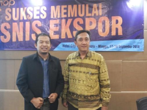Pengusaha Kecil Lampung Didorong Ekspor, Ubah Ini Terlebih Dahulu