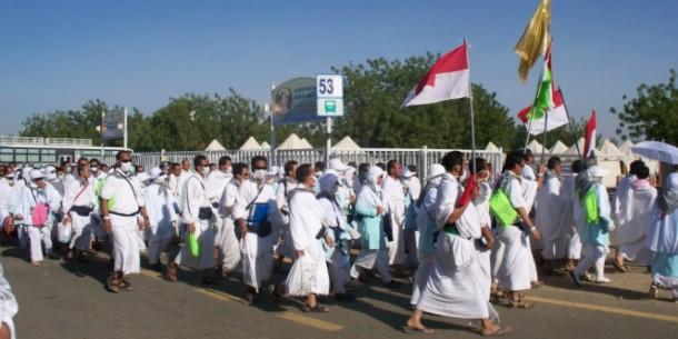 Jamaah haji asal Indonesia dai Arab Saudi | ist