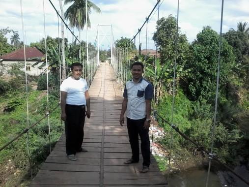 Desa Karang Agung Lampung Utara Gunakan Dana Desa Untuk Pembangunan Sesuai Kebutuhan Warga