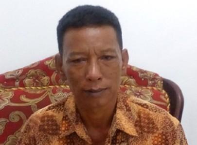 Sebanyak 535 Hektar Sawah Teknis di Desa Bumi Raharja Lampung Utara Tak Tersentuh Irigasi Way Rarem