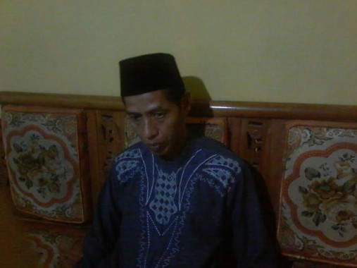 Pengerasan Jalan Desa Melalui Dana Desa di Sukoharjo Lampung Utara Dikerjakan Warga Setempat