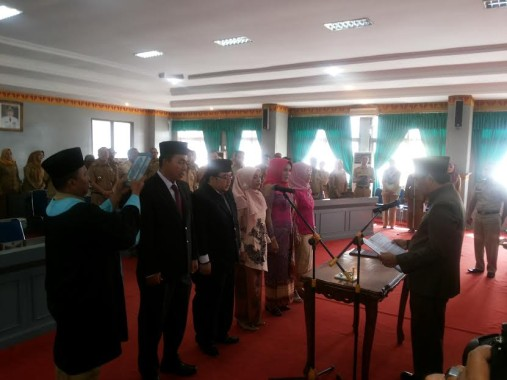 Sekda Kota Bandar Lampung Rolling Lima Kepala Puskesmas