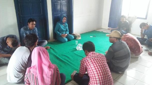 Dianggap Halangi Kerja Wartawan, Ini Jawaban Kepala SMPN 12 Kotabumi Lampung Utara