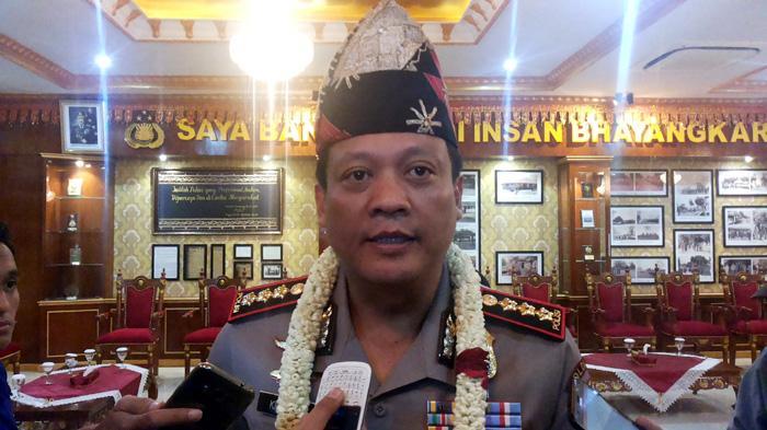 Komisaris Besar Krishna Murti | ist