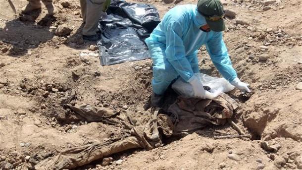 Kuburan masal ISIS