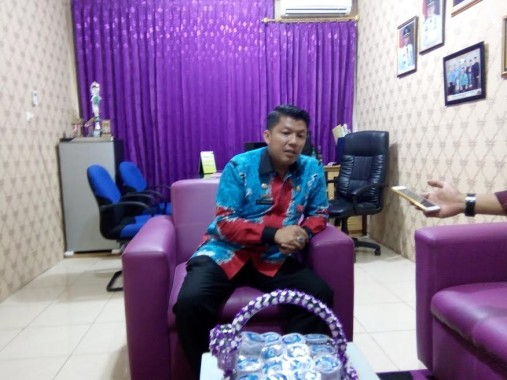 Kepala Bagian Kesejahteraan Sosial Lampung Utara M Erwinsyah | Lia/jejamo.com