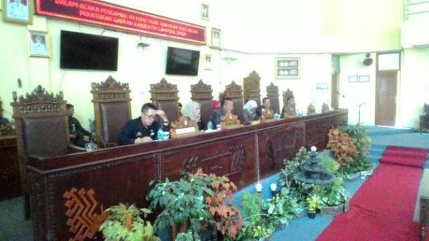 Advertorial: DPRD Lampung Timur Gelar Rapat Paripurna Pengambilan Keputusan Raperda Perangkat Daerah