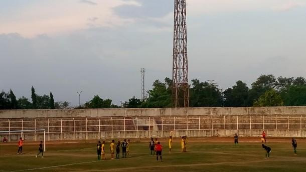 Menit ke Menit Babak Kedua Sakai Sambayan Lampung FC Versus Persilas
