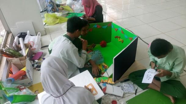 UKM Pers Sukma Polinela, Gelar Lomba Mading SMP dan SMA se-Lampung