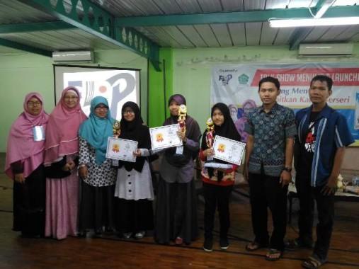 Inilah Pemenang Lomba Cerpen Tingkat SMP FLP Lampung