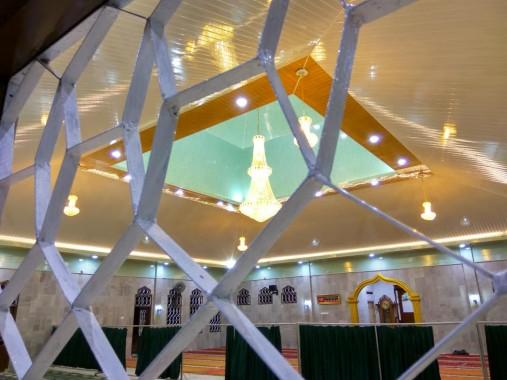 Masjid Baiturrahman, Beringin Raya, Bandar Lampung. | Arif Surakhman/Jejamo.com