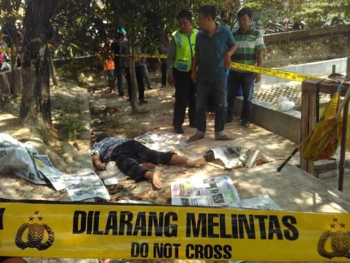 Breaking News: Mayat Pemancing Ditemukan di Kolam Ikan Sukarame