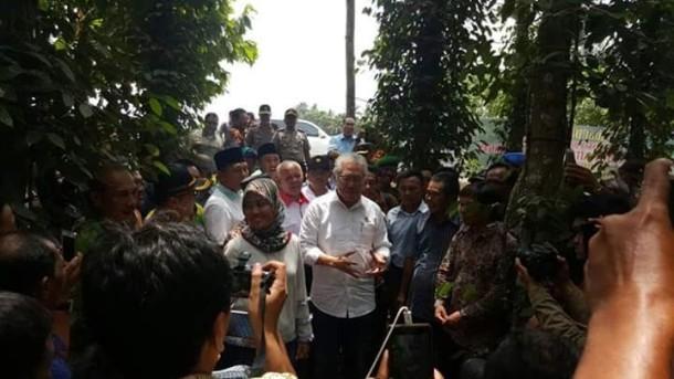 Bertemu Petani Lada Lampung Timur, Ini Janji Menteri Perdagangan
