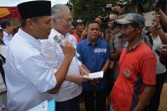 Advertorial: Bupati Lampung Tengah Adukan Anjloknya Harga Singkong, Menteri Perdagangan Segera Gelar Pertemuan
