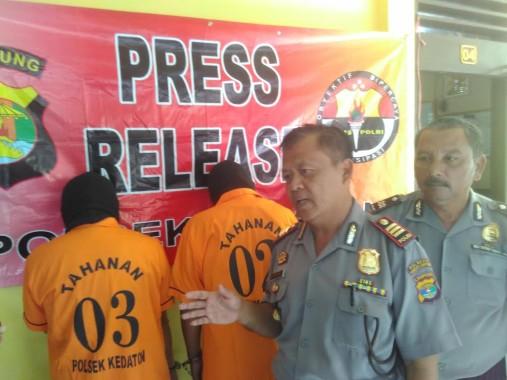 Sabu-Sabu Bisa Bikin Badan Satpam Iwan Saputra di Bandar Lampung Segar Saat Bekerja