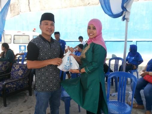 Kader PAN Bandar Lampung Sembelih 4 Sapi, Gagas Arisan Kurban Tahun Depan