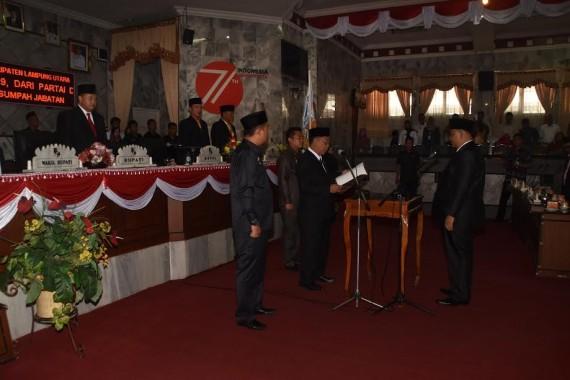 Inspektorat Lampung Utara: Kepala Desa Harus dapat Pendampingan Terkait Penggunaan Dana Desa