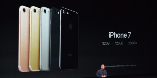 Apple Resmi Luncurkan iPhone 7 dan iPhone 7 Plus, Berapa Harganya?