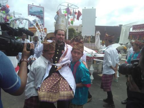 Ini Kata Kapolda Brigjen Ike Edwin Soal Kepala Kerbau dalam Adat Lampung