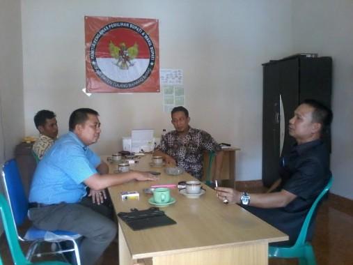 300 Guru Ikuti Sosialisasi 4 Pilar Kebangsaan di Aula SMPN 16 Bandar Lampung