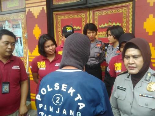 Bejat… Ditinggal Istri Berdagang, Suami di Panjang Selatan Bandar Lampung Gauli Anak Kandung