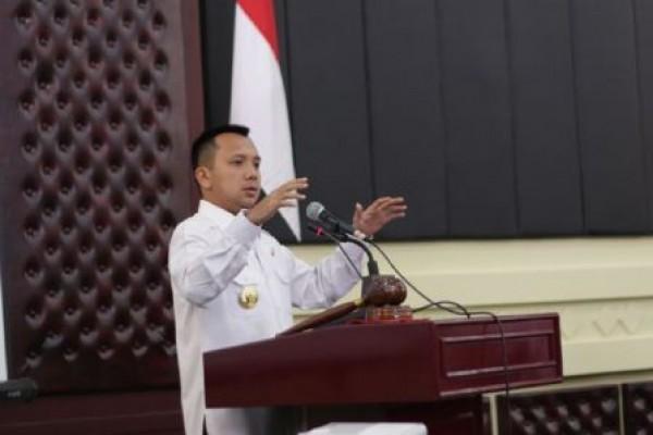 Gubenur Lampung, M Ridho Ficardo | ist