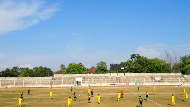Babak Pertama, SS Lampung FC Versus Persilas Masih 0-0